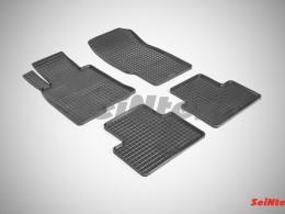 Резиновые коврики Сетка для Infiniti G35 (G25, G20) 2002-н.в.