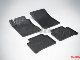Резиновые коврики Сетка для Mercedes-Benz E-Class W211 (задний привод) 2002-2009