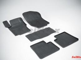 Резиновые коврики Сетка для Mercedes-Benz M-Class W164 2005-2011
