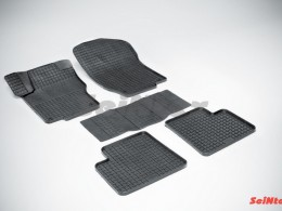 Резиновые коврики Сетка для Mercedes-Benz GL-Class X164 2006-2012