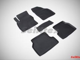 Резиновые коврики с высоким бортом для Ford Focus II 2004-2011