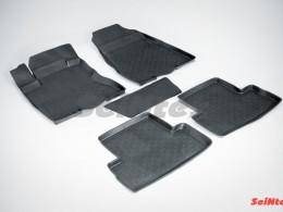 Резиновые коврики в салон NISSAN Х-TRAIL T31 (2007-14)