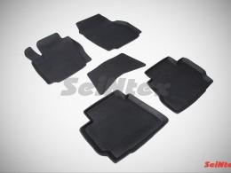 Резиновые коврики с высоким бортом для Ford Mondeo IV 2007-2010