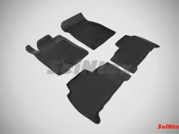 Резиновые коврики с высоким бортом для Lexus LX570 2007-н.в.