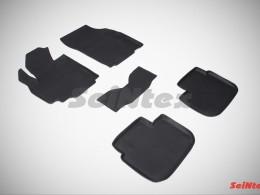 Резиновые коврики с высоким бортом для Fiat Sedici 2005-2014