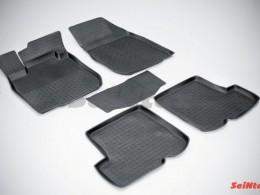 Резиновые коврики в салон RENAULT SANDERO (2010-13)