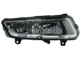 Противотуманная фара правая VW POLO (H8/P21W с DRL (дневн. ходов огни) 10-