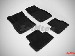 Ворсовые 3D коврики для Chervrolet Cruze 2009-н.в.