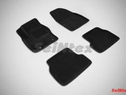 Ворсовые 3D коврики для Ford Focus II 2004-2011