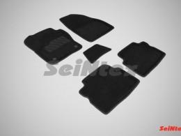 Ворсовые 3D коврики для Ford Kuga I 2008-2012