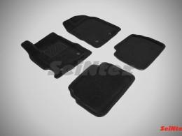 Ворсовые 3D коврики для Mazda 6 2008-2012