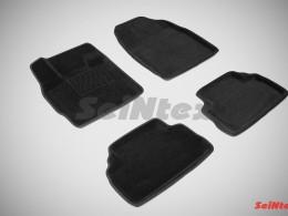 Ворсовые 3D коврики для Mazda CX-7 2006-2012