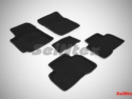 Ворсовые 3D коврики для Suzuki Grand Vitara III 5-dr 2005-н.в.