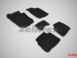 Ворсовые 3D коврики для Hyundai i30 2009-2012