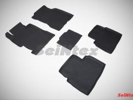 Резиновые коврики с высоким бортом для Honda Civic VIII Sedan 2006-2012