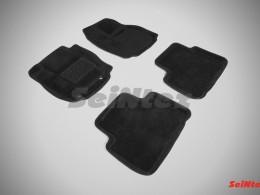 Ворсовые 3D коврики для Ford S-MAX 2006-2015