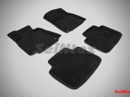 Ворсовые 3D коврики для Lexus GS300 2005-2012