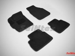 Ворсовые 3D коврики для Daewoo Matiz 1998-2015