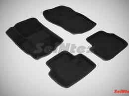 Ворсовые 3D коврики для Mitsubishi ASX 2010-2016