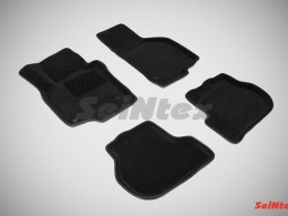 Ворсовые 3D коврики для Volkswagen Golf V 2003-2008