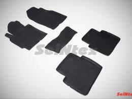 Резиновые коврики с высоким бортом для Mazda CX-5 I 2012-2017