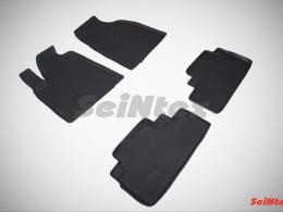 Резиновые коврики с высоким бортом для Lexus RX (кроме версий с гибридным двигателем) 2009-2015
