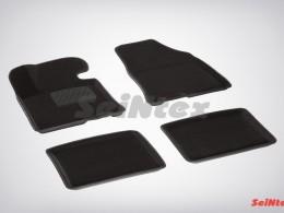 Ворсовые 3D коврики для Hyundai i40 2012-н.в.