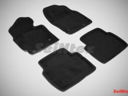 Ворсовые 3D коврики для Mazda CX-5 I 2012-2017