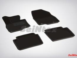 Ворсовые 3D коврики для Mazda 6 new 2012-н.в.