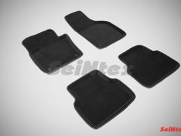 Ворсовые 3D коврики для Volkswagen Tiguan 2007-2016