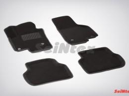 Ворсовые 3D коврики для Volkswagen Jetta 2011-н.в.
