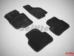 Ворсовые 3D коврики для Volkswagen Passat B7 2011-2015