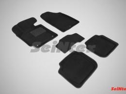 Ворсовые 3D коврики для Hyundai Elantra 2011-2015
