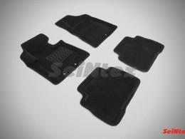 Ворсовые 3D коврики для KIA Sorento 2012-2015
