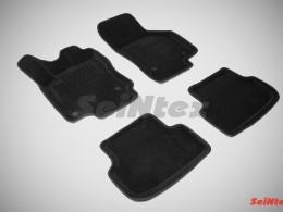 Ворсовые 3D коврики для Volkswagen Golf VII 2012-н.в.