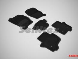 Ворсовые 3D коврики для Land Rover Discovery III 2004-2009