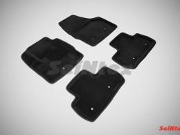 Ворсовые 3D коврики для Land Rover Freelander II 2006-2014