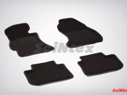 Ворсовые 3D коврики для Subaru XV 2011-н.в.
