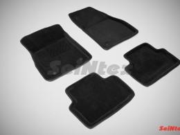 Ворсовые 3D коврики для Opel Insignia 2008-н.в.