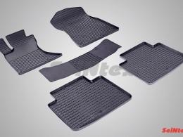 Резиновые коврики Сетка для Lexus GS300 III AWD 2005-2012