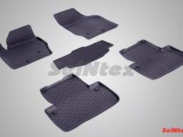 Резиновые коврики с высоким бортом для Volvo XC-90 2002-2014