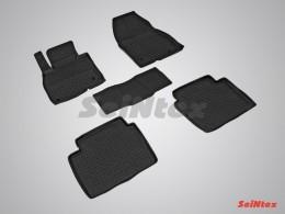 Резиновые коврики с высоким бортом для Mazda 6 new 2012-н.в.