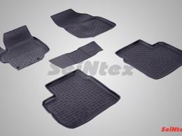 Резиновые коврики в салон PEUGEOT 301 (2013-)