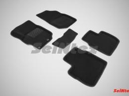 Ворсовые 3D коврики для Peugeot 301 2013-н.в.