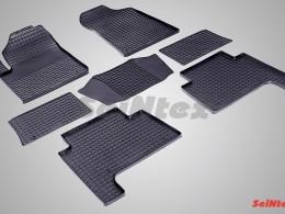 Резиновые коврики Сетка для Infiniti QX56 II 2010-н.в.