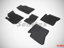 Резиновые коврики с высоким бортом для Geely MK 2006-2015