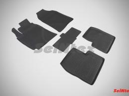 Резиновые коврики с высоким бортом для Lifan Solano I 2008-2016