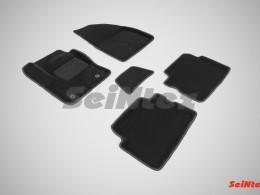 Ворсовые 3D коврики для Ford Kuga II 2012-2016