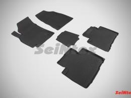 Резиновые коврики с высоким бортом для Geely Emgrand X7 2013-н.в.