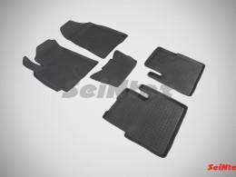 Резиновые коврики с высоким бортом для Chery Tiggo (T11) FL 2012-н.в.